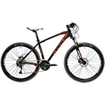 """Bicicleta de Montaña WST QUAKE 727 27,5"""" 27V Frenos TEKTRO XURIGA Hidraulicos Suspension Montada con Shimano WS040"""