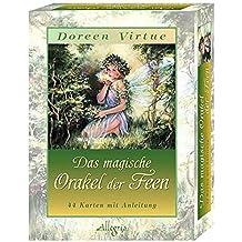 Das magische Orakel der Feen: Kartendeck mit 44 Karten und Booklet
