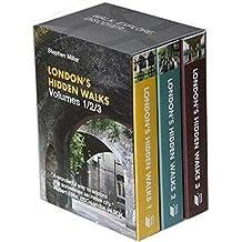 London's Hidden Walks: Volumes 1-3 by Stephen Millar (Box set, 28 Sep 2014) Paperback