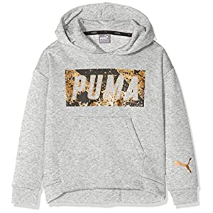 PUMA Mädchen Style Hoody G Sweatshirt