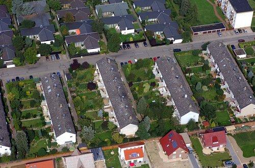 MF Matthias Friedel - Luftbildfotografie Luftbild von Lindenweg in Hemmingen (Hannover), aufgenommen am 10.09.06 um 13:15 Uhr, Bildnummer: 4226-04, Auflösung: 4288x2848px = 12MP - Fotoabzug 50x75cm