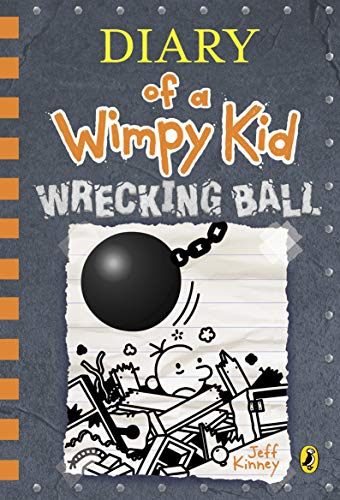 Diary of a Wimpy Kid: Wrecking Ball (Book 14) (English Edition)