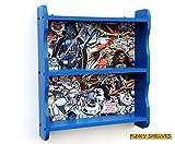 Star Wars Bleu étagères en bois Etagère bibliothèque étagère livre garçons...