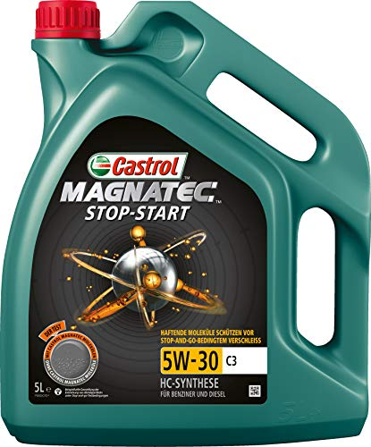 Castrol MAGNATEC 5W-30 C3 STOP-START Motorenöl 5L