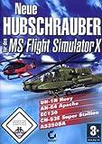 Produkt-Bild: Flight Simulator X - Neue Hubschrauber