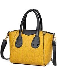 8b9bb2346342d Resplend Neu Mode Schultertaschen Kunstleder Handtasche Umhängetasche  Kuriertaschen Messenger Taschen Reißverschluss…