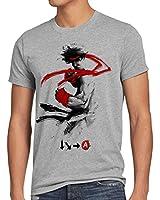style3 Childhood Hero Fighter Men's T-Shirt final snes ps ps2 ps3 street beat em up arcade