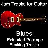 Jam Tracks for Guitar: Blues Extended Package (Backing Tracks)