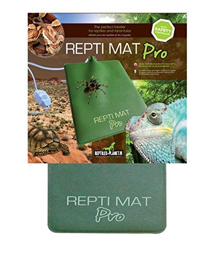 Reptiles Planet Repti Pro Heizmatte für Reptile 20x 30cm 16W