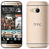 kwmobile Superbe étui rigide transparent ultra-fin très chic pour HTC One Mini 2 en transparent - Parachève le design de votre HTC One Mini 2