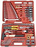 Famex 136-20 - Maletín de herramientas universal (197 piezas)