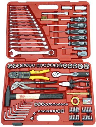 Famex Universal Werkzeugkoffer 197 tlg., 136-20 - Copyright Famex