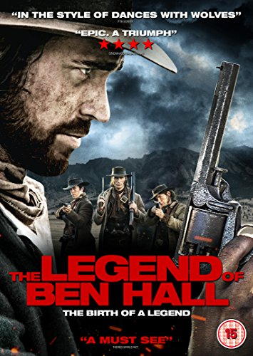 The Legend of Ben Hall [DVD]