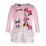 Disney-Classics Baby-Mädchen Kleid 70053, Mehrfarbig (Rosa 832), 74