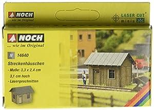 NOCH 14640 Track House - Modelado Horizontal (pequeño)