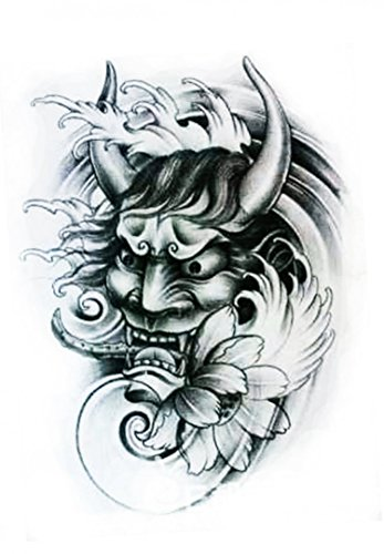 Tatouage Faux Diable