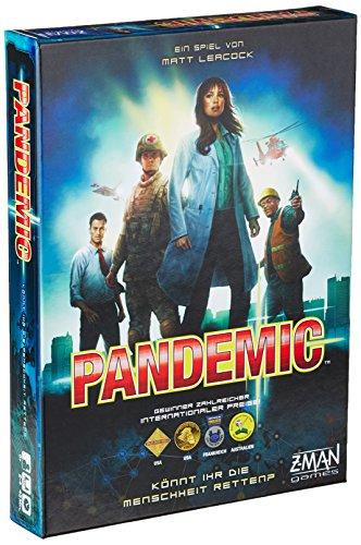 ZMan 691100 - Pandemie, - Spiel Pandemie