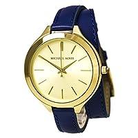 Michael Kors Mens Quartz Watch, Chronograph Display and Silicone Strap MK8325