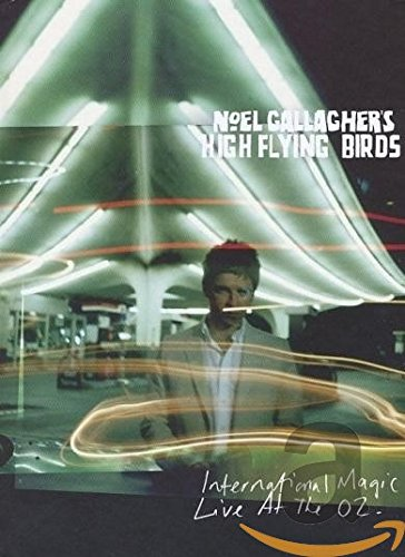 Noel Gallagher's High Flying Birds - International Magic Live At The O2 - Deluxe Edition [DVD+CD]