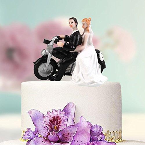 Romantische Motorrad Hochzeit für Hochzeit Engagement Bridal Shower Hochzeit Harz 5