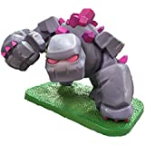 Online game Clash of Clans Golem Figure 6.7 inch
