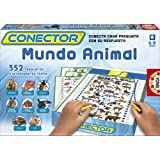 Educa Borrás 14920 - Conector Mundo Animal