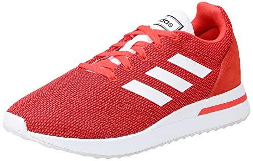Adidas RUN70S, Zapatillas de Running para Hombre, Rojo Hi/Res Red S18/Ftwr White/Scarlet Hi/Res Red...