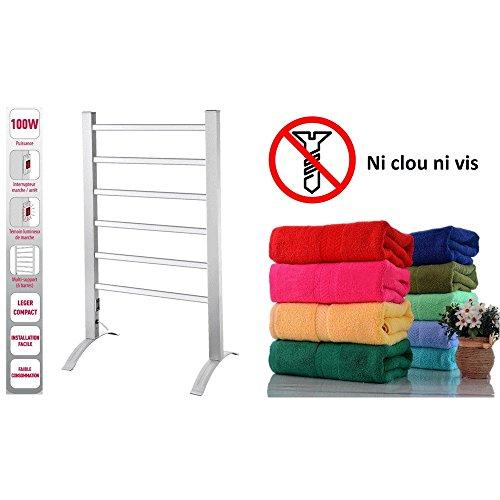 Freistehende oder wandmontierte Handtuchwärmer - 2