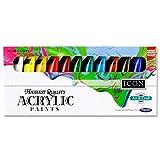 Premier cancelleria Y061316312x 36ml Icon box acrilico–multicolore (confezione da 12)