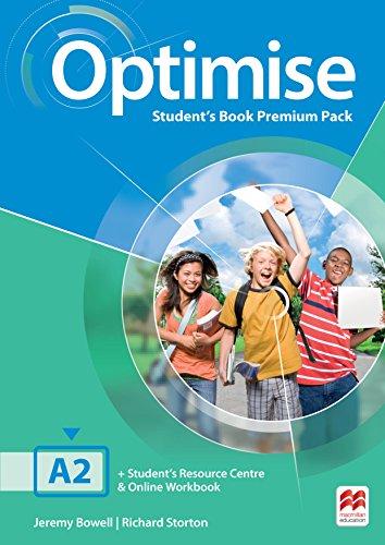 Optimise. A2. Student's book. With key. Ediz. premium. Per le Scuole superiori. Con e-book. Con espansione online