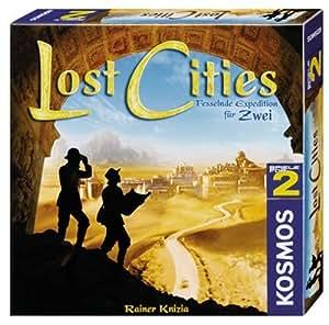 Kosmos - Lost Cities