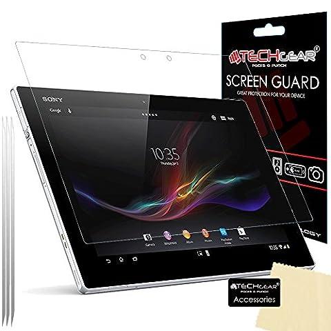 Ecran Lcd Xperia Z2 - [Pack de 3] TECHGEAR® Sony Xperia Z2