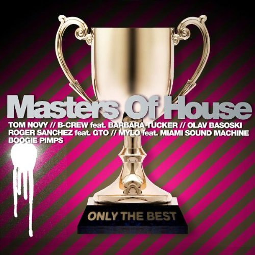 More Music (Universal Music) Masters of House Vol.3