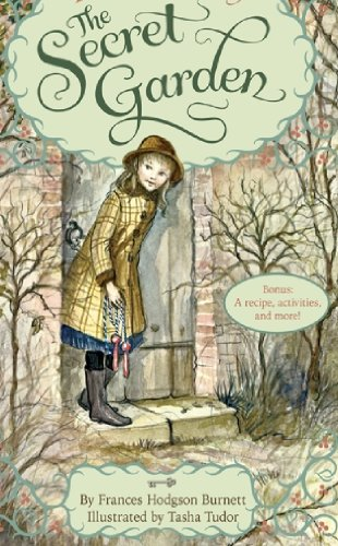 THE SECRET GARDEN (The Illustrated Childrens Classic) (English ...