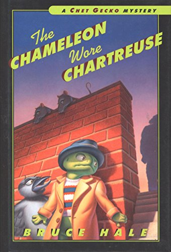 The Chameleon Wore Chartreuse: A Chet Gecko Mystery (English Edition)