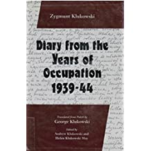 Diary from the Years of Occupation