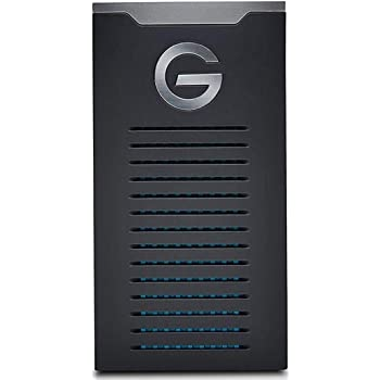 G-Technology 0 G06052 500 Go G-Drive Mobile SSD Série R Rugged Portable Stockage SSD à
