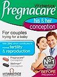 Vitabiotics Pregnacare His and Her Co...