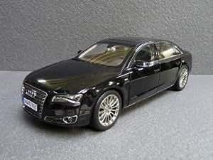 Audi A8 L W12 4H 1:18 Phantomschwarz