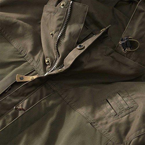 FjallRaven Veste de chasse Lappland Hybrid Jacket W Dark Olive