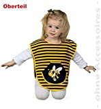 Bienchen Baby 92 Oberteil Cape Kinder Fasching Kostüm