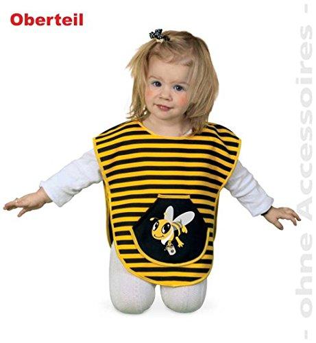 Bienchen Oberteil 104 Cape Kinder Fasching Kostüm