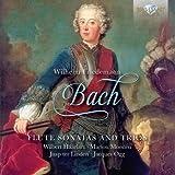 Wilhelm Friedemann Bach : Sonates pour Flûte et Trios