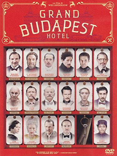 Bild von Grand Budapest Hotel [IT Import]