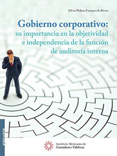 Gobierno corporativo por Sylvia Meljem  Enríquez de Rivera