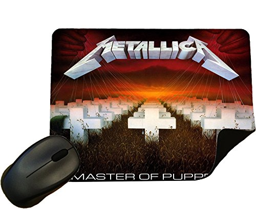Preisvergleich Produktbild Metallica Master of Puppets Album cover Mouse Mat/Pad - By Eclipse Gift Ideas