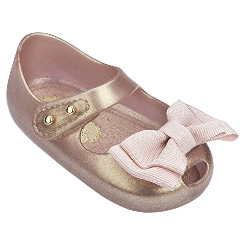 Melissa Shoes My First Mini Melissa Pink Pearl