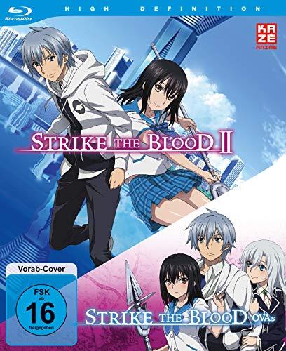 Strike the Blood Second / Strike the Blood OVAss - Blu-Ray-Box (2 Blu-rays)