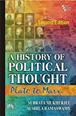 A History of Political Thought: Plato to Marx