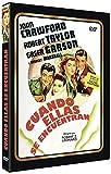 When ladies meet - Cuando ellas se encuentran - Robert Z. Leonard - Joan Crawford.
